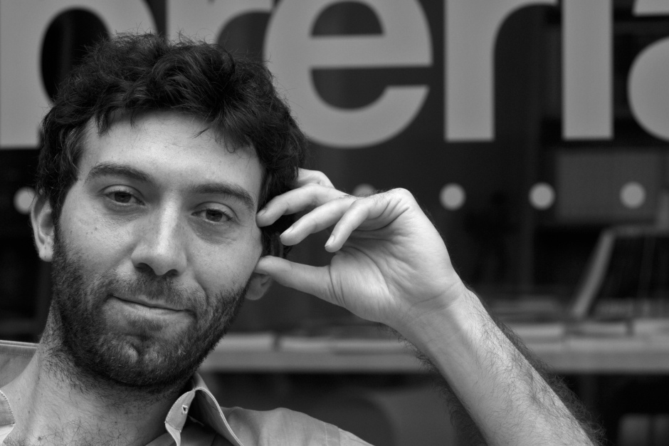 Dramaturgo italiano Davide Carnevale faz palestra dia 24 na sala Álvaro Moreyra - Foto Pino Montisci