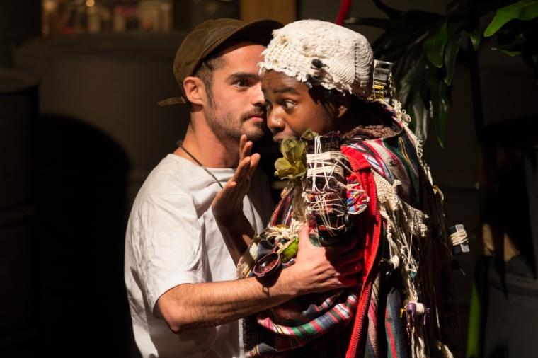 Diego e Denizeli. Foto Gerson Oliveira (1)