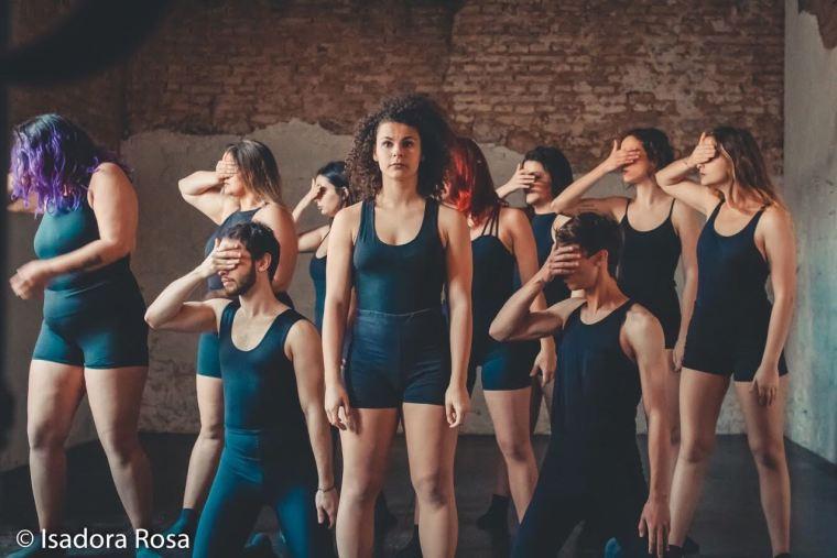 A Culpa não é da moça - foto Isadora Rosa