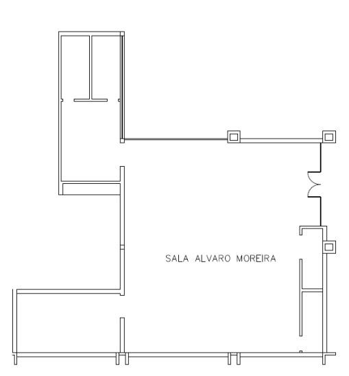 planta Sala Álvaro Moreyra
